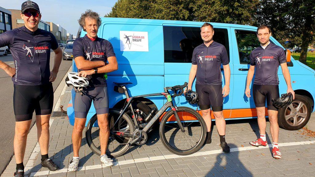Squash Delft racing team